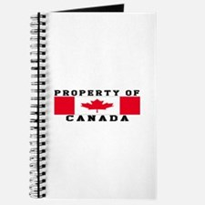 Property Of Canada Journal
