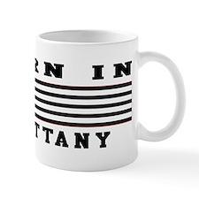 Born In Brittany Mug