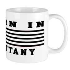 Born In Brittany Mug
