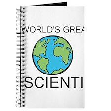 Worlds Greatest Scientist Journal