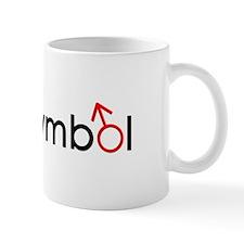 """""""Sex Symbol (male)"""" Mug"""