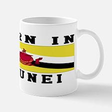 Born In Brunei Mug