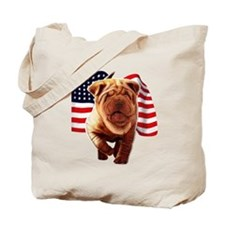 Shar-Pei Tote Bag