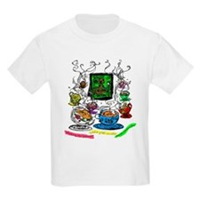 Shaking the Teacups T-Shirt