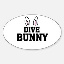 'Dive Bunny' Decal