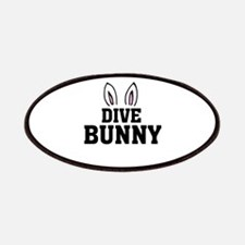 'Dive Bunny' Patches