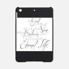 John 3:16 script iPad Mini Case