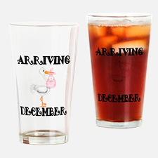 Arriving Soon December-St Drinking Glass