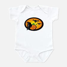 Halloween Night Infant Bodysuit