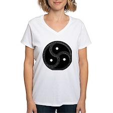 BDSM Emblem - Chrome Look Shirt