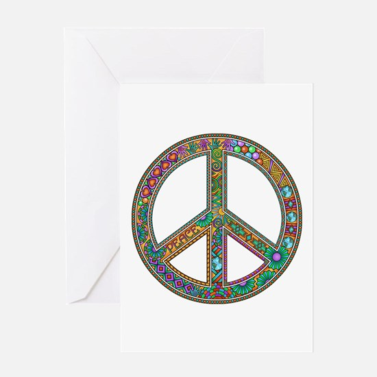 Peace Greeting Card