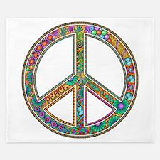 Peace King Duvet