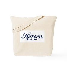 Haroon Tote Bag