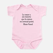 Coeur Pascal Infant Bodysuit