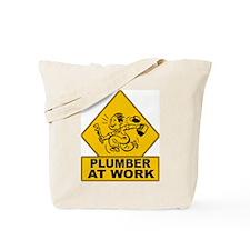 Urgent Plumber Tote Bag