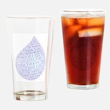 Unique Dew Drinking Glass