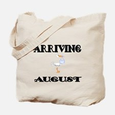 Arriving AUGUST-St Tote Bag