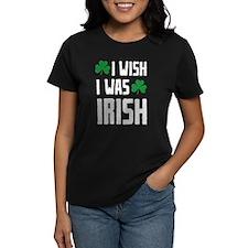 I Wish I Was Irish Tee