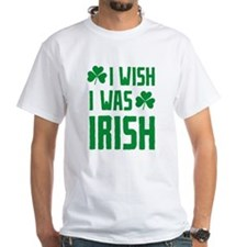 I Wish I Was Irish Shirt