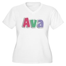 Ava Spring11G Plus Size T-Shirt