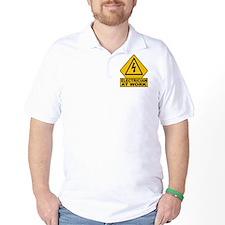 Electrician Bolt T-Shirt