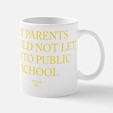 USC PLBLIC SCHOOL Mug