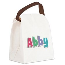 Abby Spring11G Canvas Lunch Bag