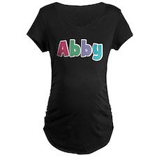 Abby Spring11G Maternity T-Shirt