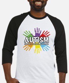autism wh Baseball Jersey
