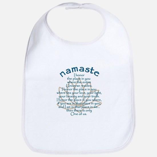 Namaste Bib