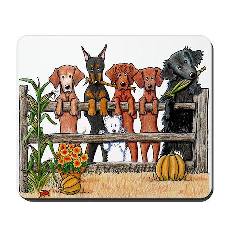 Autumn Pawsse Mousepad