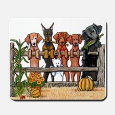 Autumn Pawsse Mousepad
