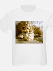 The Cockapoo Puppy T-Shirt