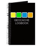 Geocache logbook Journals & Spiral Notebooks
