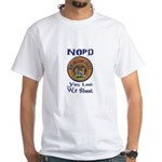 NOPD You Loot We Shoot T-Shirt