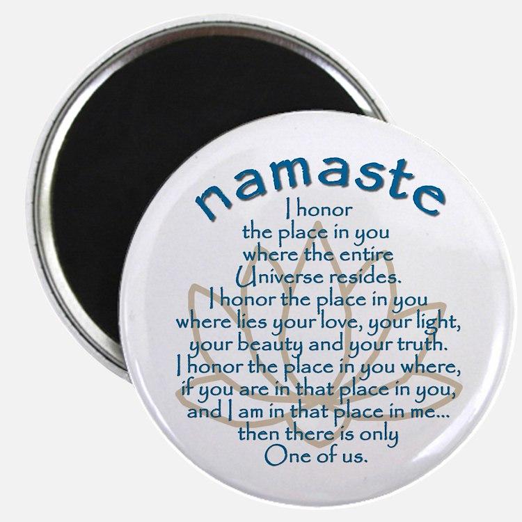 Namaste Magnet