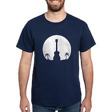 Ukulele Moon T-Shirt