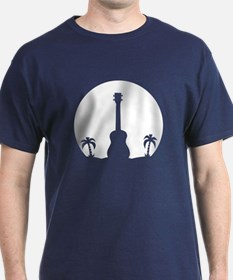 Ukulele Moon T-Shirt