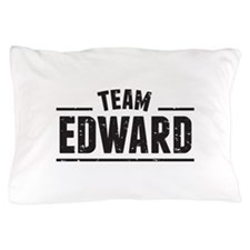 Team Edward Pillow Case