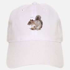 Gray Squirrel Animal Baseball Baseball Cap