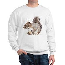 Gray Squirrel Animal Sweatshirt