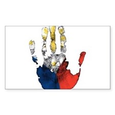 PINOY HAND Decal