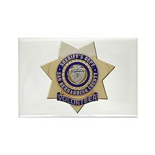 San Bernardino Volunteer Rectangle Magnet