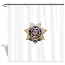 San Bernardino Volunteer Shower Curtain