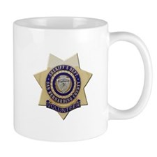 San Bernardino Volunteer Mug