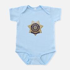San Bernardino Volunteer Body Suit