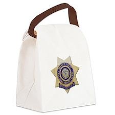 San Bernardino Volunteer Canvas Lunch Bag