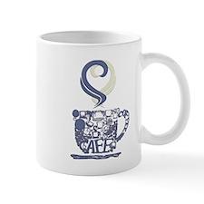 Coffee Cup Art Mug