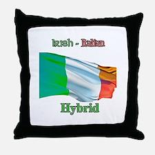 irish_italian.psd Throw Pillow