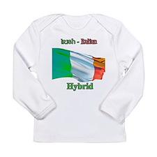 irish_italian.psd Long Sleeve T-Shirt